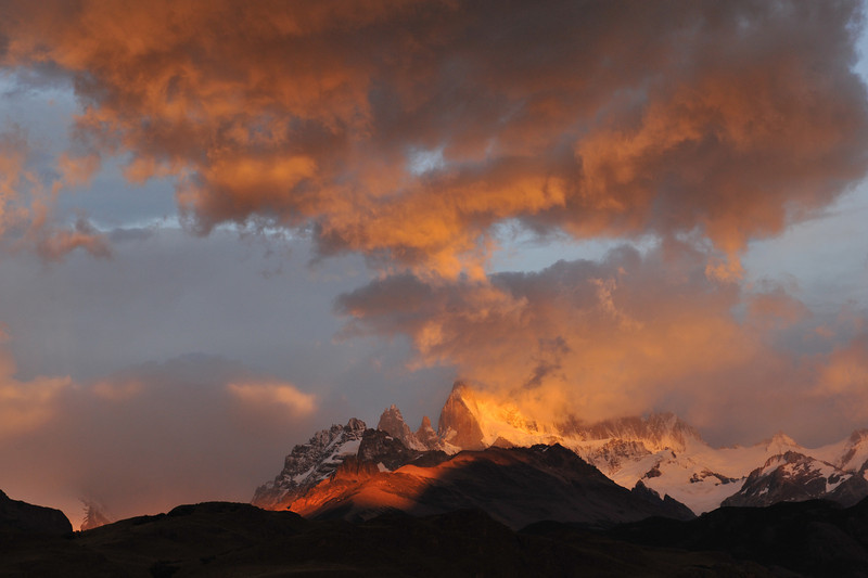 Fitz Roy Sunrise