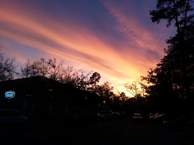 Sunrise, Sunsets and Other Cool Stuff