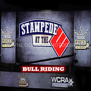 WCRA Bull Riding Long Round