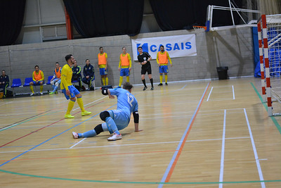 Montenegro secure place in next stage of Futsal Euros