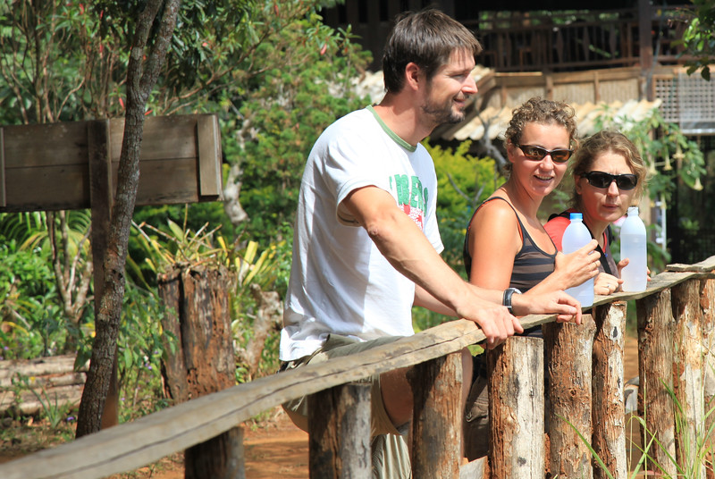 Rene, Joyce i Marta