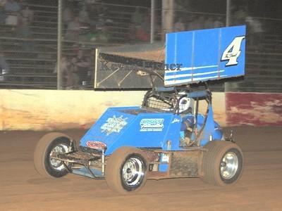 VSS Sprints at County Line Raceway - 9/22/07