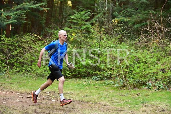 Apr 24, 2019 - Ballantree Trail and west of Millstream Trail