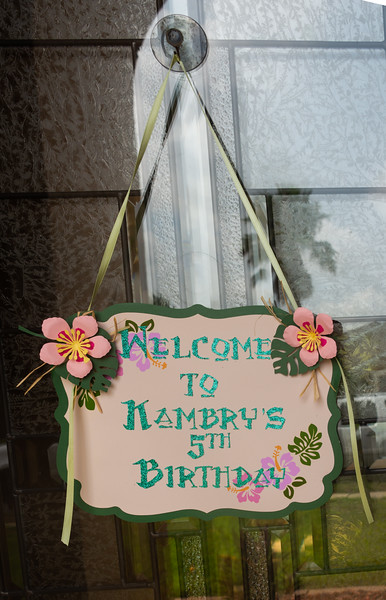 Kambry's 5th Birthday