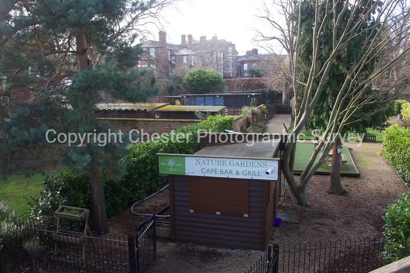 Chester Nature Gardens 9: Abbey Square