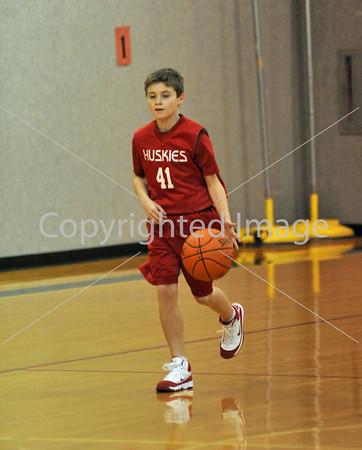 6th Grade Huskies '11-'12