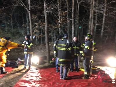 1/15/19 Ice rescue training
