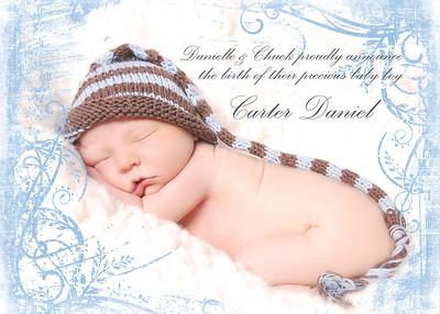 CARTER - Newborn