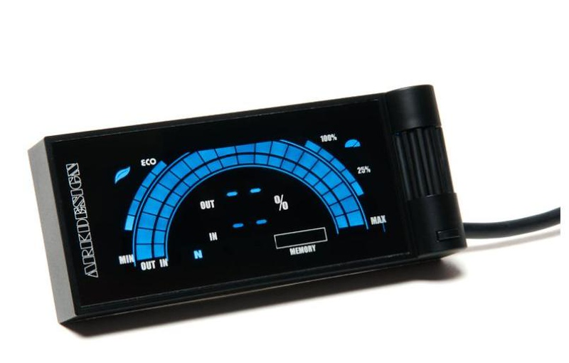 ARC Accelerate Throttle Curve Controller (ATCC)