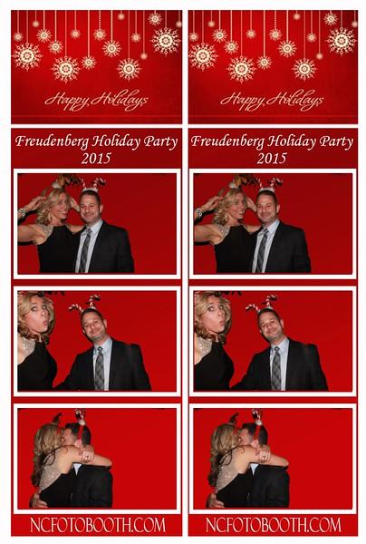 Freudenberg Holiday Party 2015