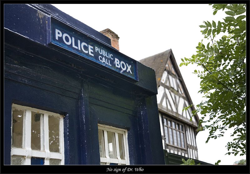 Old British Police phone box made famous by the Dr (81271587).jpg