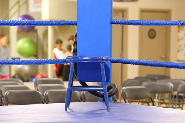 Regina Boxing Club - April 30/16