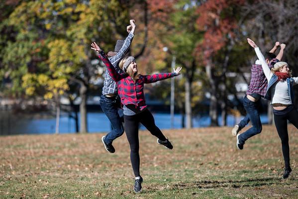 Astoria Park, Dancers