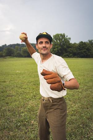 Baseball, Boots & a Grist Mill