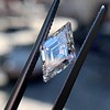 2.39ct Kite Shape Diamond GIA K VVS2 5