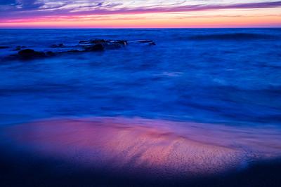 2019 Pescadero sunset