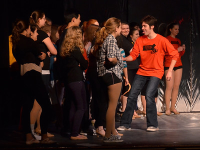 A Chorus Line: Brush-Up Rehearsal - Mar 13