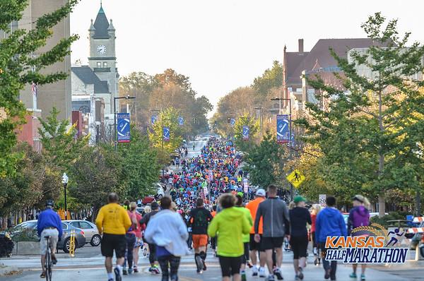Kansas Half Marathon - 2016