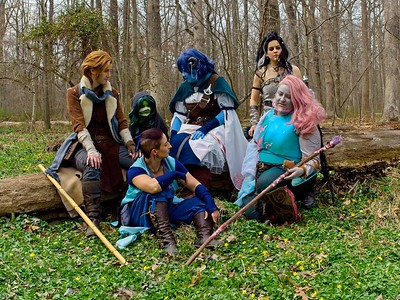 Critical Role Cosplay