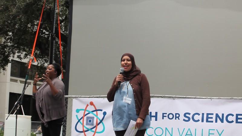 Faten Hijazi courtesy of mickey souza.MOV