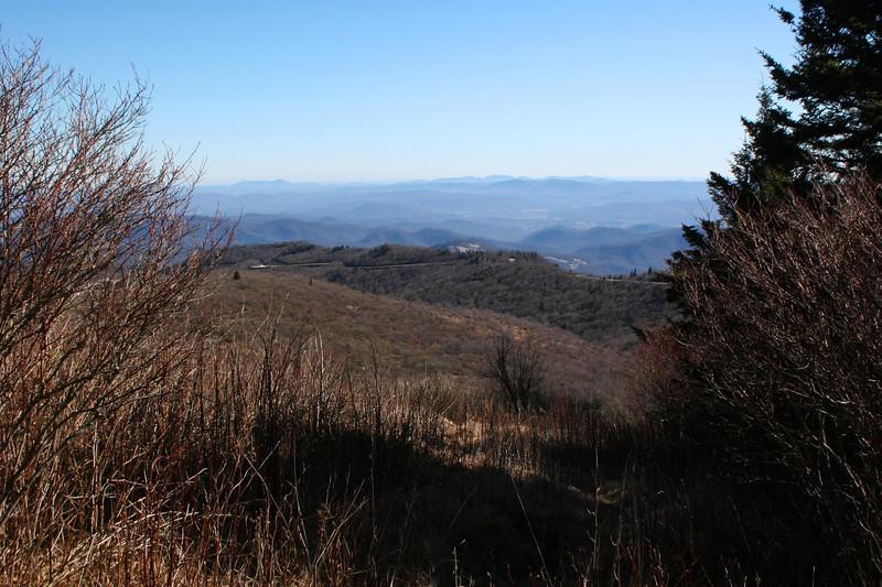 Art Loeb Trail -- 5,960'