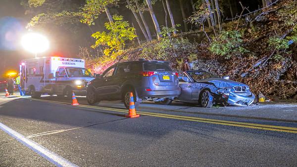 10-21-2020 MVA With Injuries, Bear Mountian Bridge Road