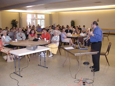 Community Life - Kamages Workshop - August 12, 2007