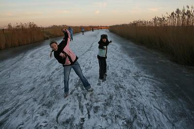 Winter Januari 09 foto's Jaap van Leeuwen