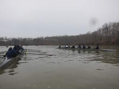 2019 On the water practice (23 Feb)