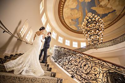 Melody & Curtis Wedding
