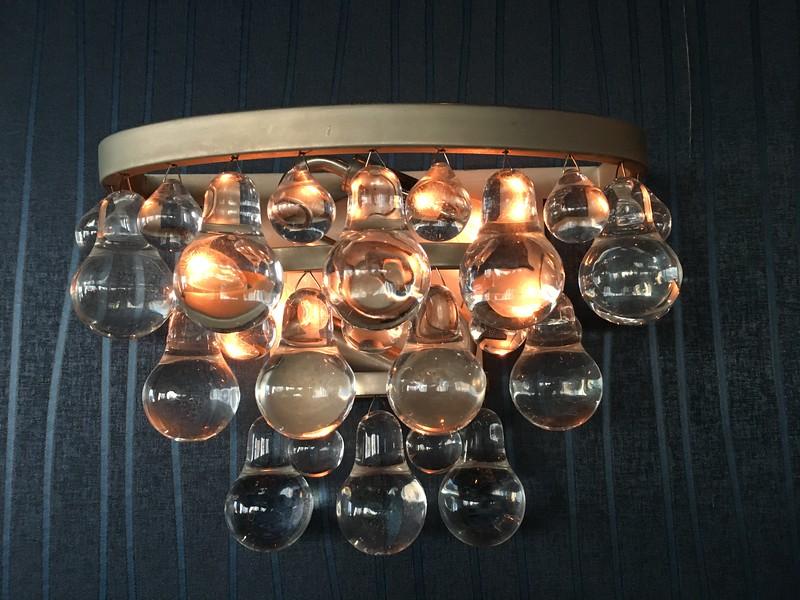 Blu Room Light.  Taken by Erika :)