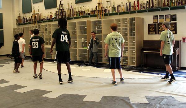2012 - RHS Indoor Drumline Photos