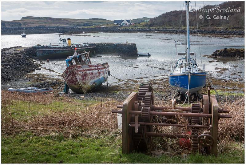 Old Clanranald harbour (2)