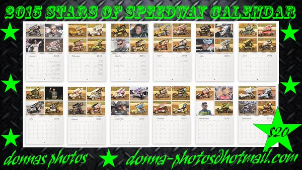 Posters,Driver cards & Sponsor Pictures