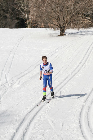 Nordic at NEPSAC Championships | February 22