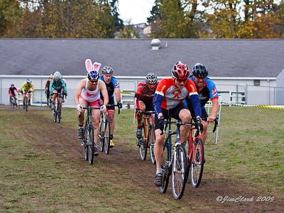 Cyclocross 10/31/09