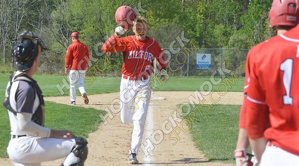 Milford - Canton Baseball 5-16-16