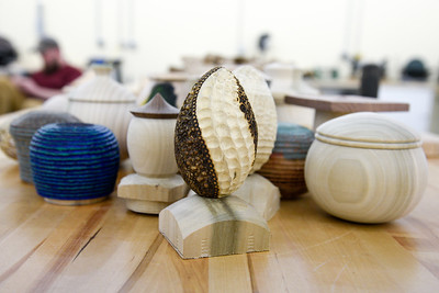 Decorative Woodturning with Graeme Priddle and Melissa Engler