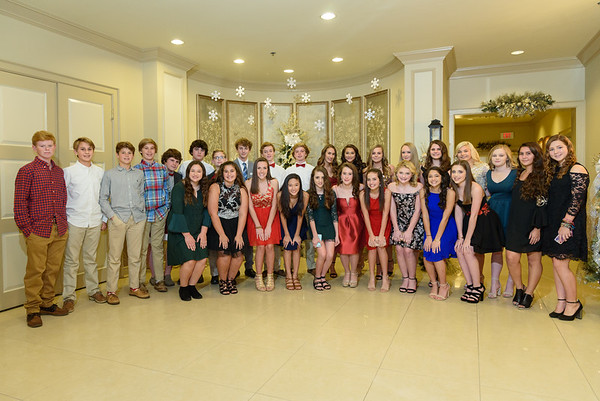 Teen Holiday Party