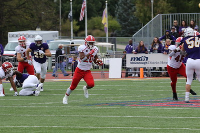 YSU Football at Western Illinois