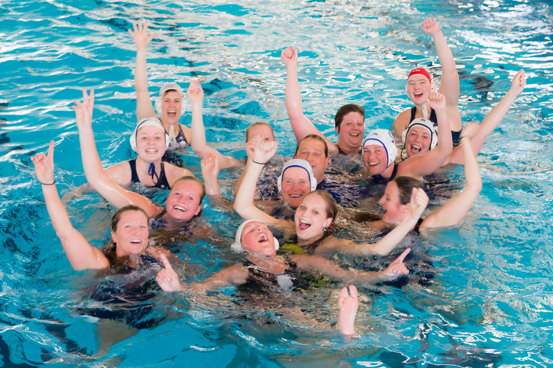 Katwijk dames 2 kampioen