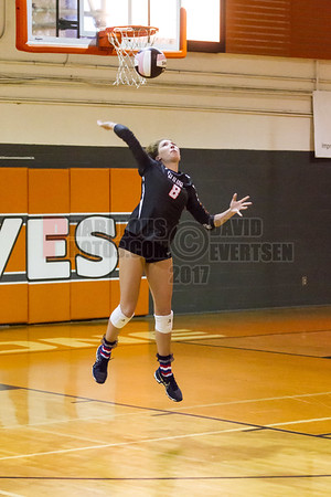 Varsity Volleyball #8 - 2017