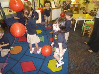 PreK Week 3 Scientists, Builders, Bakers, and Meeting our First Grade Buddies