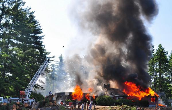 Auburn NH Training Burn 8-10