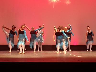2018-06-16 Anjelle's Dance Recital: Day 3 Cell