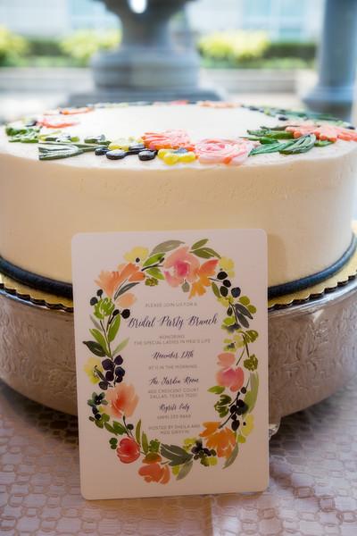 Meg's Bridal Party Brunch