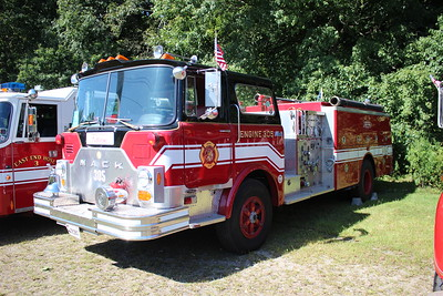 Apparatus Shoot - Citywide muster truck