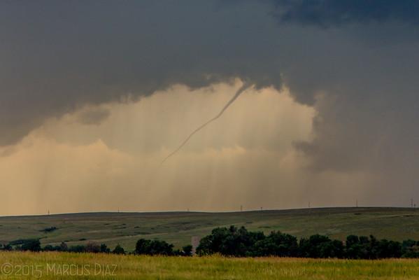 August 17, 2015 - Kiowa, CO Tornado