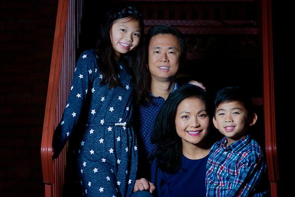 The Yen Family '18