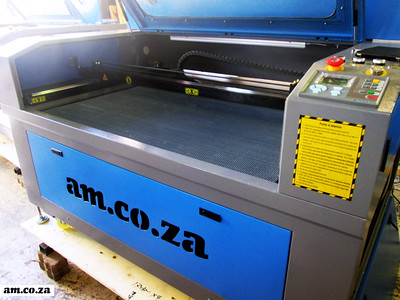 TruCUT CO² Laser Cutting Machine 2016